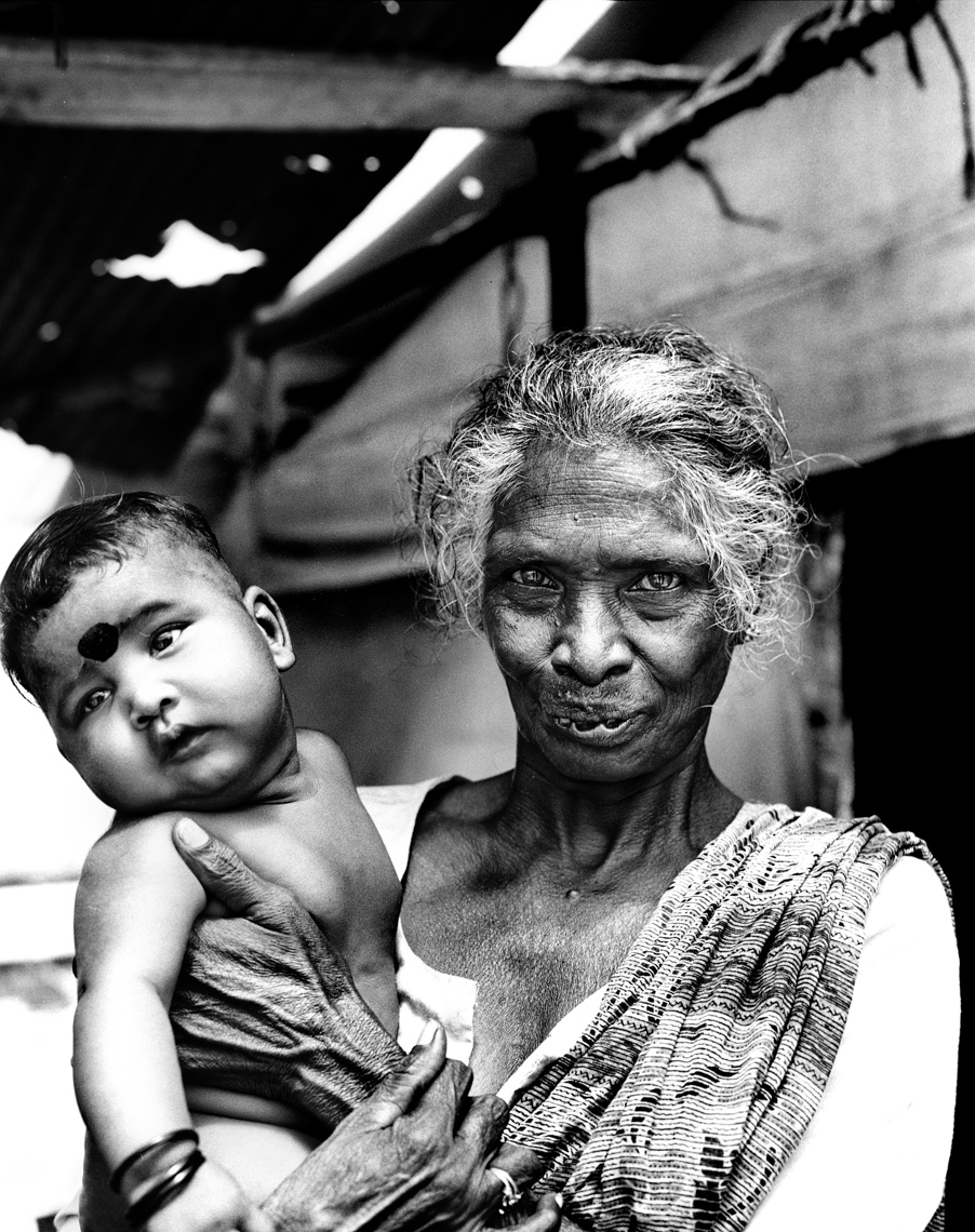 Sri Lanka Tsunami victim by Boston based commercial portrait photographer Brian Nevins