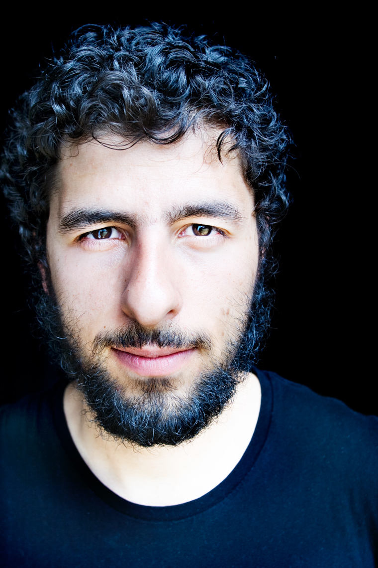 Jose Gonzalez at Bonnaroo by Boston based commercial portrait photographer Brian Nevins