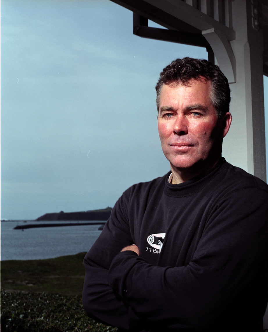 Jeff Clark, Mavericks by Boston based commercial portrait photographer Brian Nevins