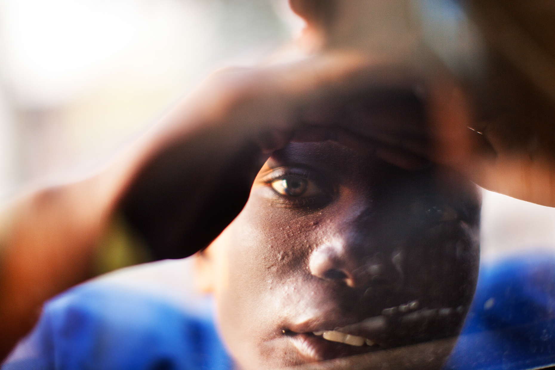 Haiti Tide Loads of Hope by Boston based commercial portrait photographer Brian Nevins