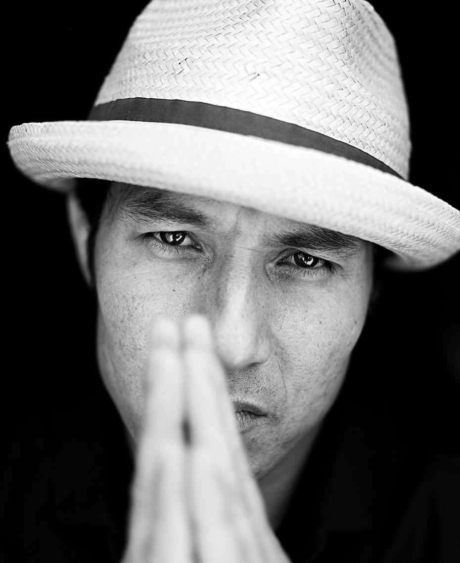 Christian Hosoi by Boston based commercial portrait photographer Brian Nevins