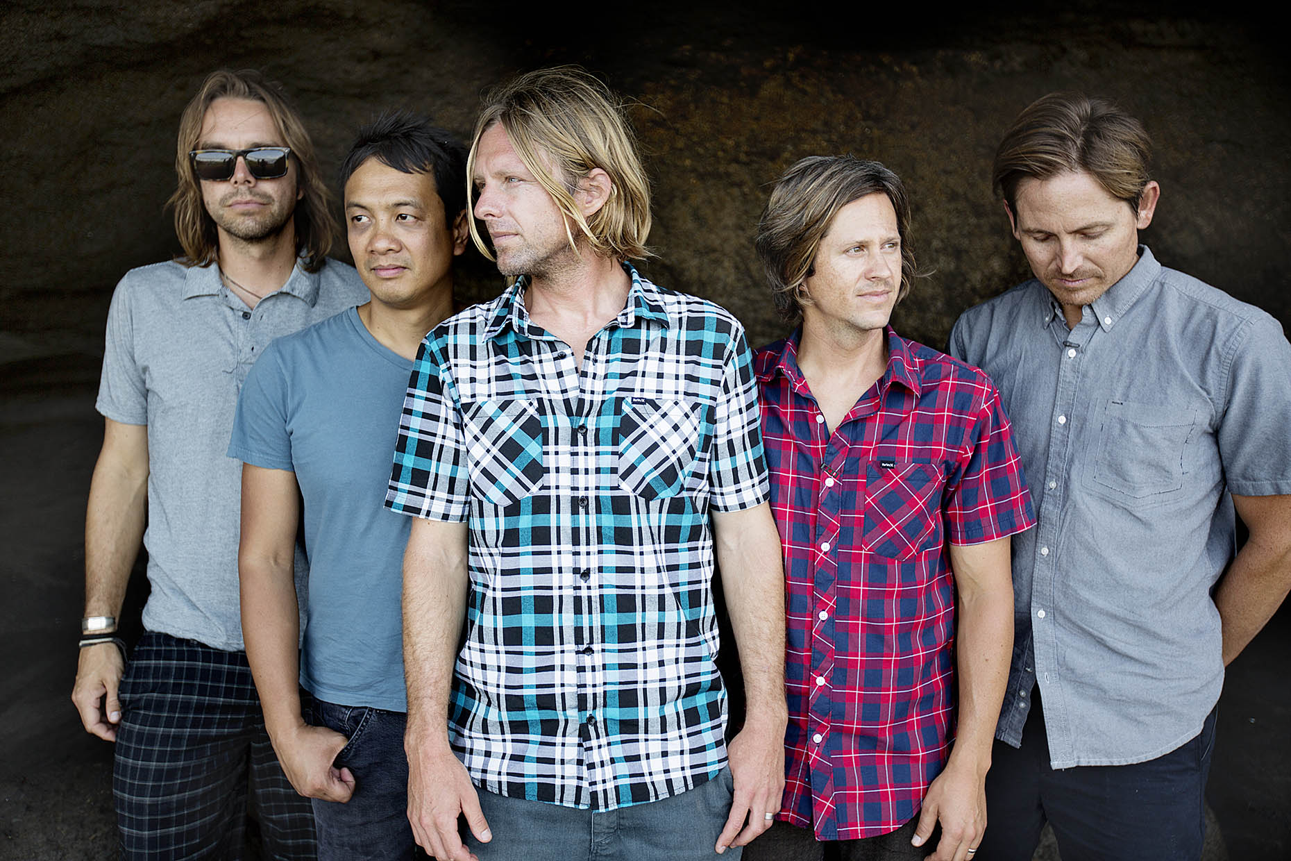 Switchfoot Fading West by Boston based commercial celebrity photographer Brian Nevins
