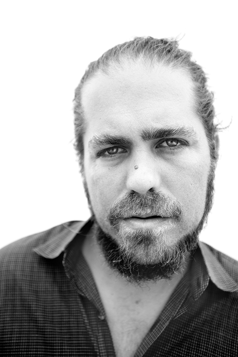 Citizen Cope by Boston based commercial celebrity photographer Brian Nevins