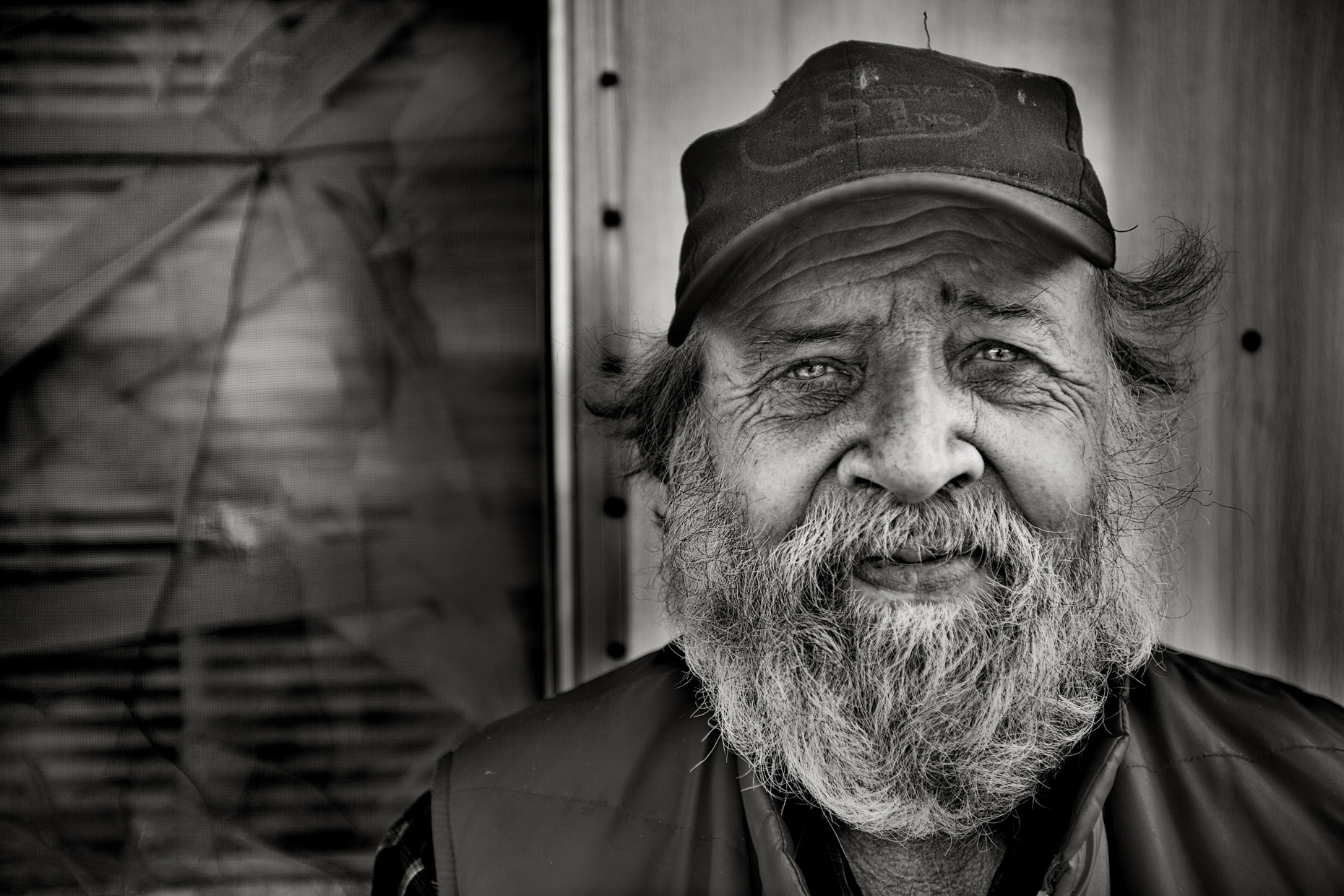 Tide Loads of Hope by Boston based commercial portrait photographer Brian Nevins