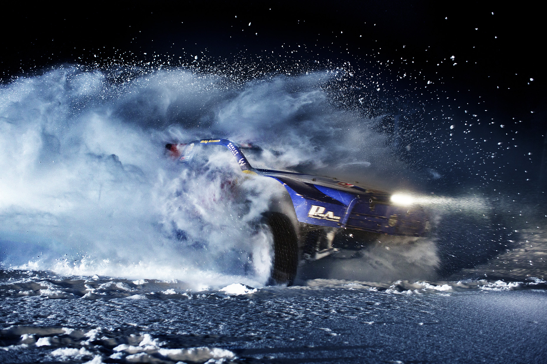 Ricky Johnson Frozen Rush for Red Bull by Boston based commercial sports photographer Brian Nevins