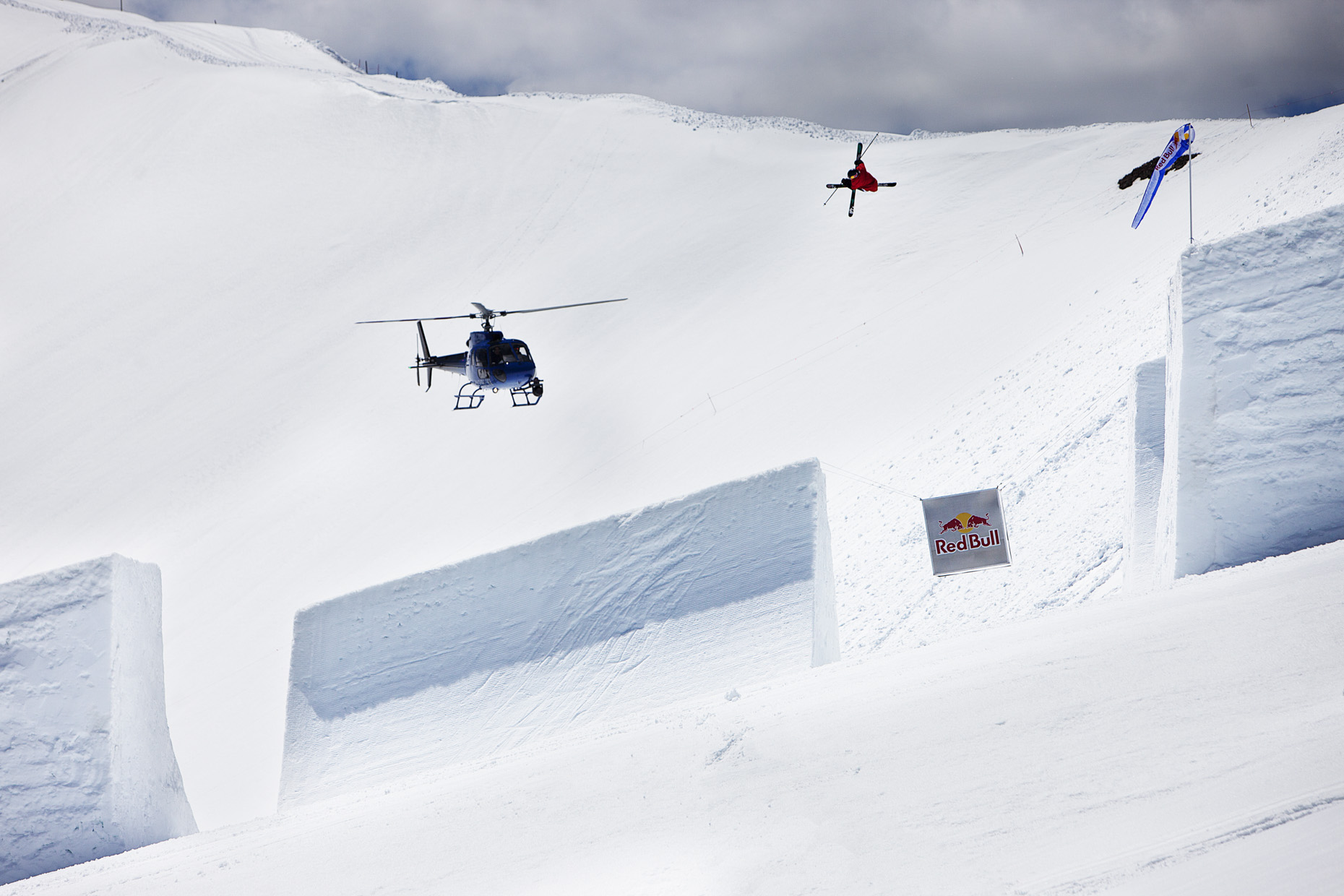 Simon Dumont pipe cubed for Red Bull by Boston based commercial sports photographer Brian Nevins
