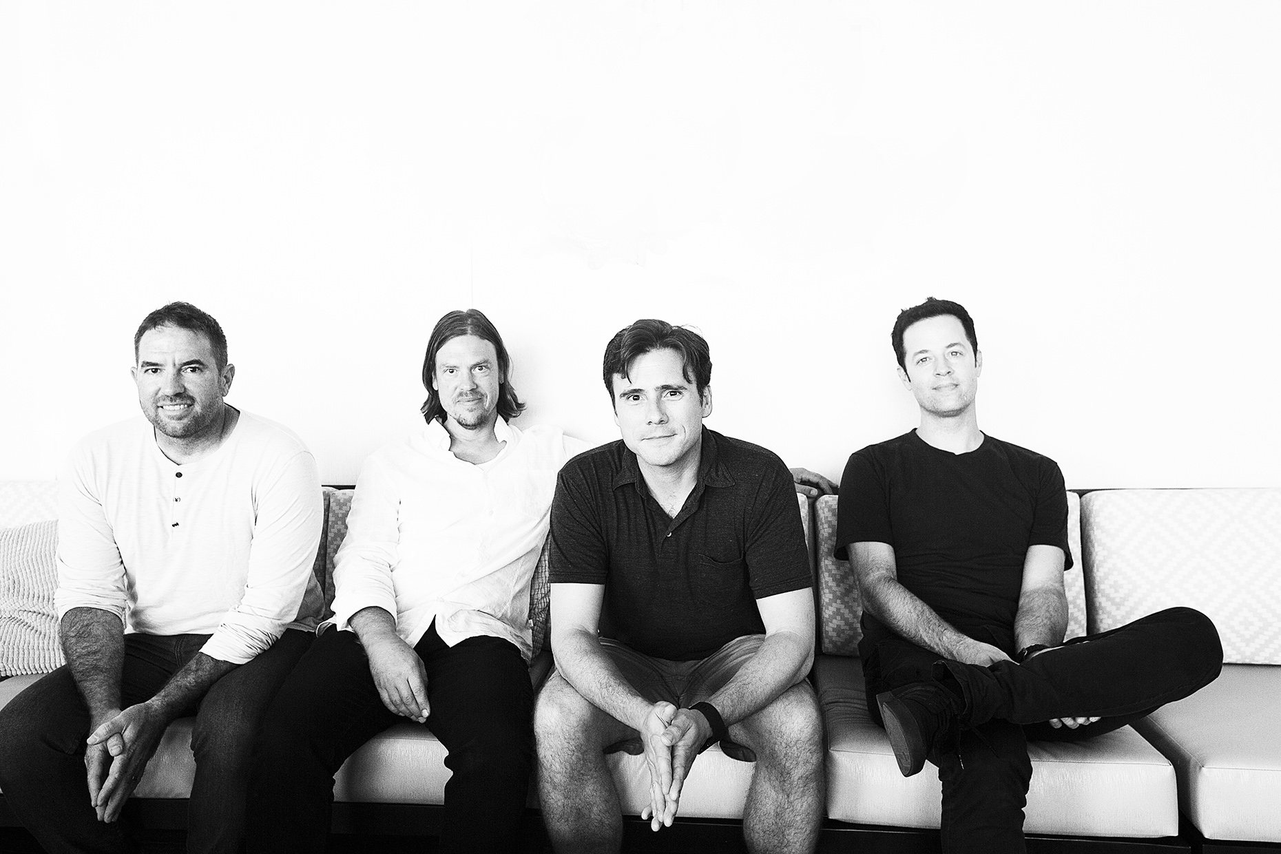 Jimmy Eat World for Pacifico by Boston based commercial celebrity photographer Brian Nevins